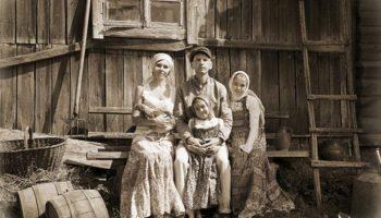 Почему жительницы русских деревень, тысячелетиями обходились без нижнего белья