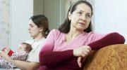 Пятидесяти четырехлетняя бабушка: «Я своих внуков не люблю. Они для меня чужие»