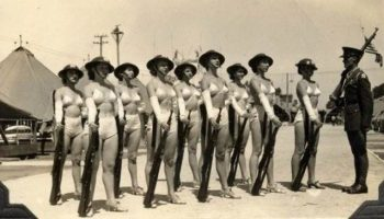 Уникальная подборка редких снимков из мировых архивов
