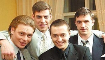 Как выглядят дети актеров из всеми любимого сериала «Бригада»