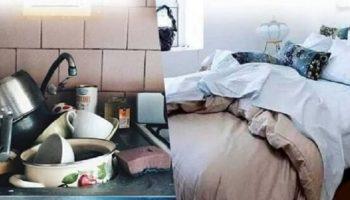 Интересный тест, позволяющий узнать характер человека по беспорядку в его доме