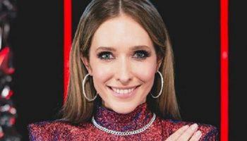 Известная телеведущая Катя Осадчая, вчера отпраздновала 37 лет