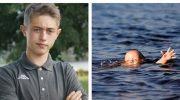Мужественный поступок 15-летнего школьника, который спас девочку и ее отца