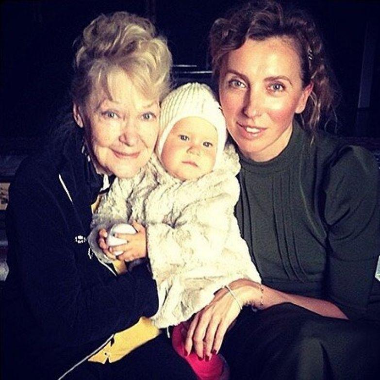Светлана Бондарчук присоединилась к соболезнованиям