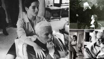 Чарли Чаплин написал это письмо своей дочери Джеральдине