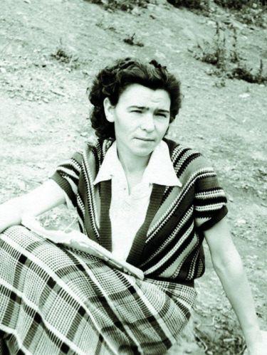 Наина Ельцина в молодости. / Фото: www.24smi.org