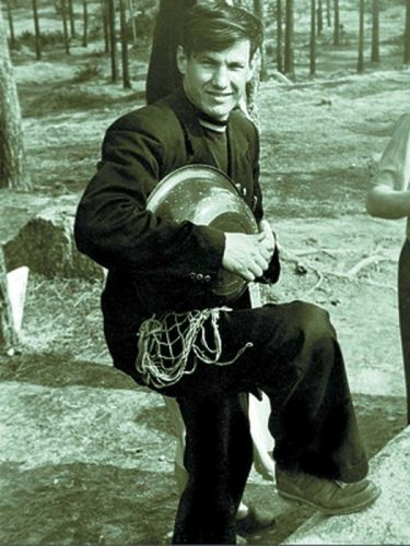 Борис Ельцин в молодости. / Фото: www.kpcdn.net