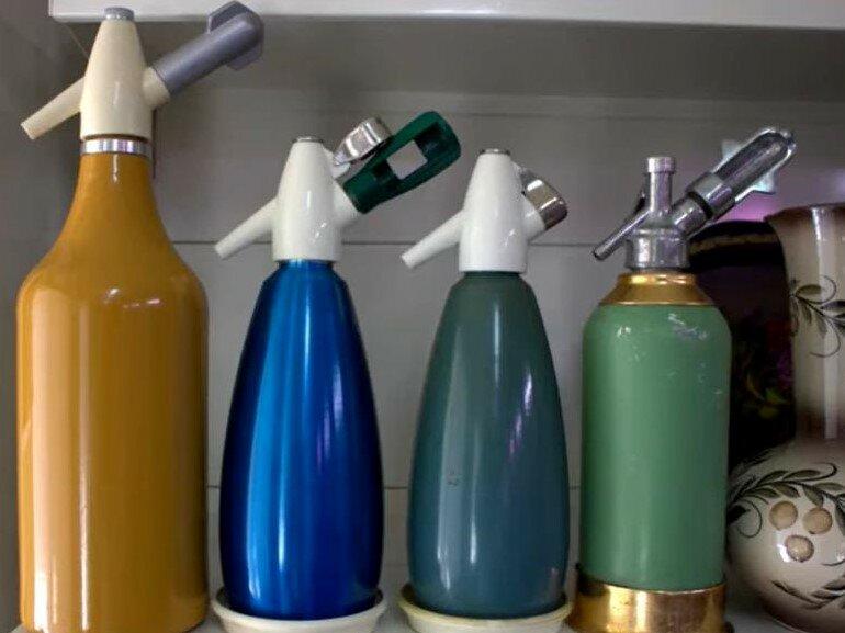Сифон для домашнего приготовления газировки