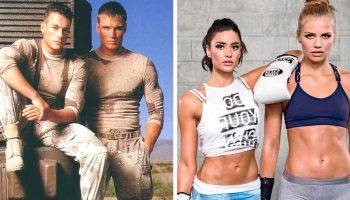 Голливудские звезды и их отпрыски, которые тоже стали знаменитыми и прославились на весь мир