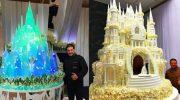 Самые невероятные, буквально, сказочные торты от известного кондитера Рената Агзамова