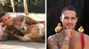 Австралийские красавцы-пожарные выпустили очередной благотворительный календарь с милыми животными