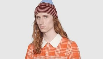 По мнению бренда Gucci, модный мужчина будущего должен выглядеть вот так