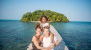 Австралийская домохозяйка купила необитаемый остров и превратила его в тропический рай