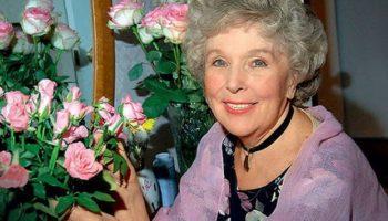 Как живет одинокая 95-летняя актриса Вера Васильева