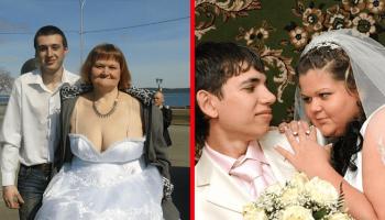 Душевные деревенские свадьбы: без улыбки и не взглянешь