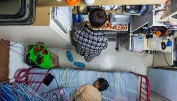 10 самых маленьких квартир, в которых живут люди