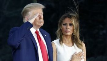 Меланья Трамп считает до развода каждую минуту