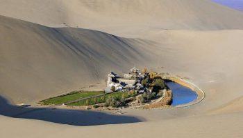 20 незабываемых мест на Земле, о которых вы вряд ли знаете