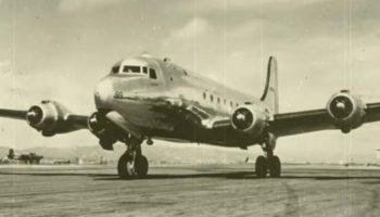 Тайна рейса 914: исчезнувший в 1955 году самолет, приземлился через 37 лет