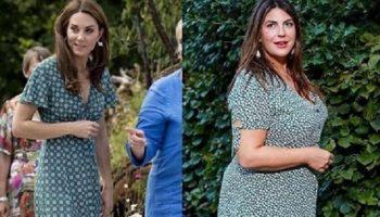 Модель plus-size и активистка копирует образы знаменитостей и показывает, что выглядеть стильно может каждый
