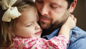 Малышка, твоя единственная задача — помнить, что ты достойна любви хорошего человека
