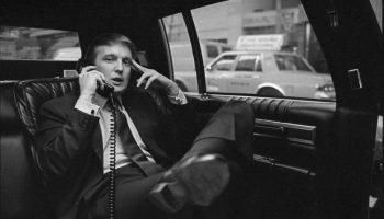 10 эксклюзивных фото 45-го президента США: Дональда Трампа в молодости