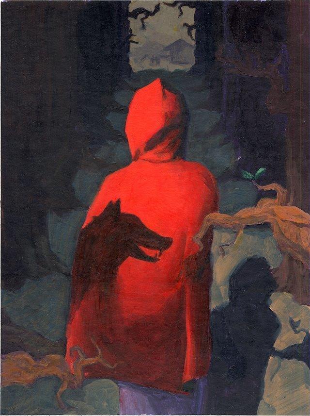 Опасайтесь Красных Шапочек – молодых и старых