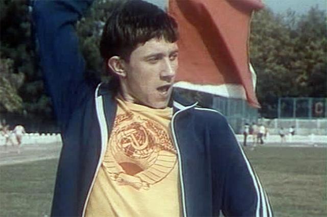 «Илья Муромец» из фильма «Гостья из будущего». 1985 год.