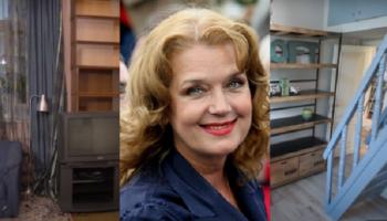 Свою, преображенную программой «Идеальный ремонт» квартиру, показала Ирина Алфёрова