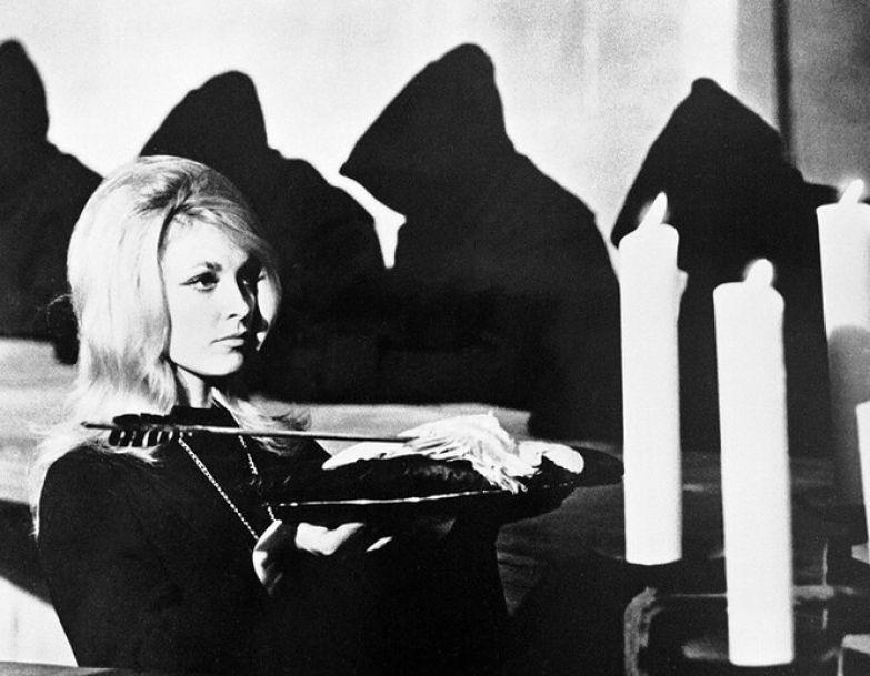 "Кадр из к/ф ""Глаз дьявола"", 1966 год"