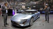 Создан автомобиль, мощность которого 920 лошадиных сил: работает на соленой воде и разгоняется до ″сотни″ меньше, чем за 3 секунды