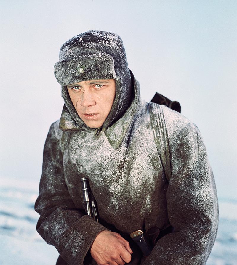 Вячеслав Баранов в фильме «Дважды рожденный». 1985 год.