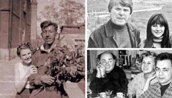 14 душевных и атмосферных архивных снимков советских знаменитостей