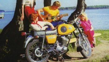16 знаменитых мотоциклов СССР, ставших легендой