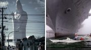 17 снимков настоящих гигантов из разных уголков света