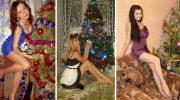 Фото-подборка сельских гламурных девиц
