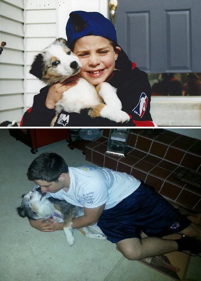 Первую и последнюю ночь With My Pup. Покойся с миром